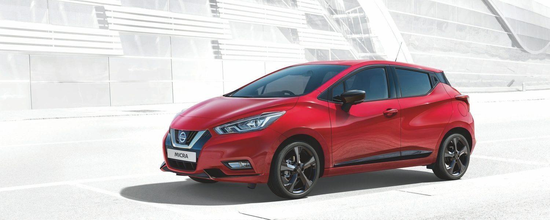Nissan Mircra